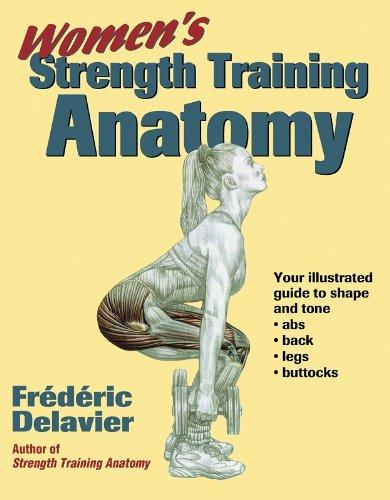 Women's Strength Training Anatomy   2003 edition cover