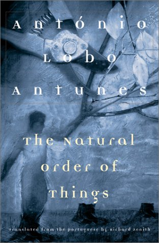 Natural Order of Things  Reprint  edition cover