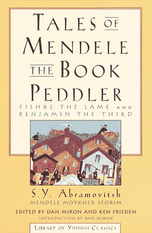 Tales of Mendele the Book Peddler  N/A edition cover