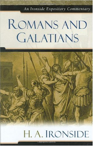 Romans and Galatians  N/A edition cover