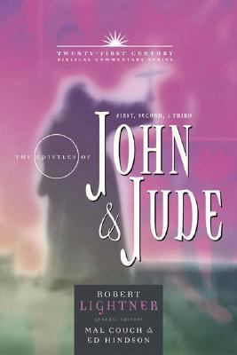 Epistles of 1-3 John and Jude Forgiveness, Love and Courage  2003 9780899578132 Front Cover