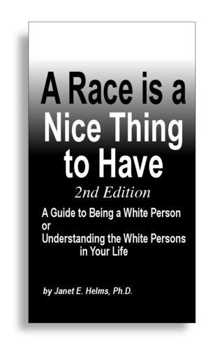 Race Is a Nice Thing to Have  2nd edition cover
