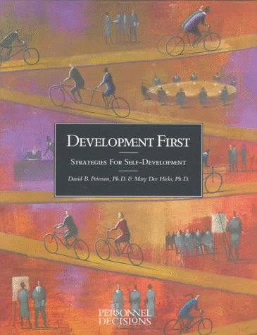 Development First : Strategies for Self-Development 1st edition cover