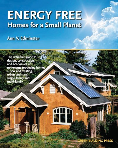 Energy Free Homes for a Small Planet  2009 edition cover