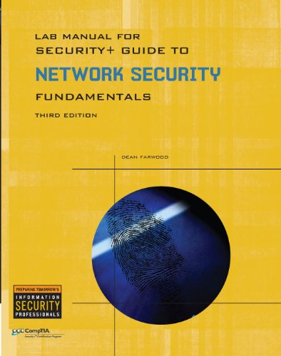 Security+ Guide to Network Security Fundamentals  4th 2012 9781111640132 Front Cover