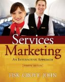 Services Marketing Interactive Approach:   2013 edition cover