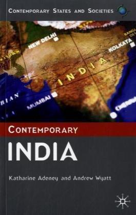 Contemporary India   2010 edition cover