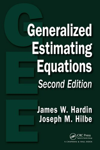 Generalized Estimating Equations, Second Edition  2nd 2013 (Revised) edition cover