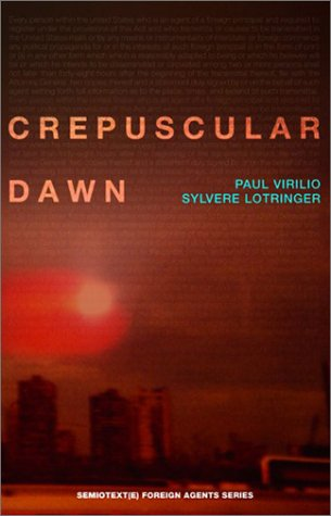 Crepuscular Dawn   2001 edition cover