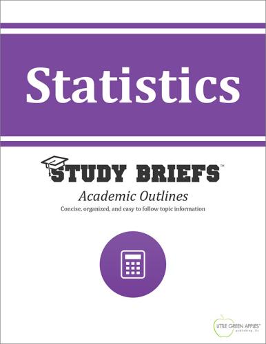 Statistics cover
