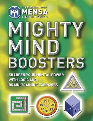 Mensa Mighty Mindboosters N/A edition cover
