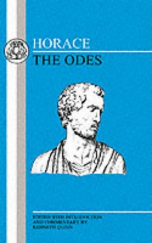 Horace The Odes 2nd edition cover