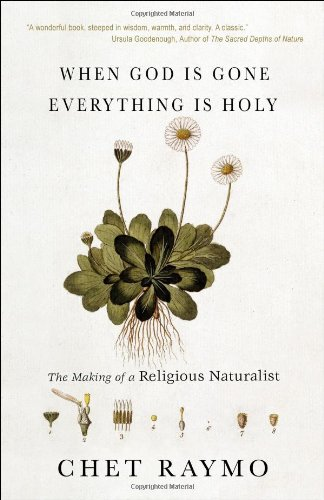 When God Is Gone Everything Is Holy The Making of a Religious Naturalist  2008 edition cover