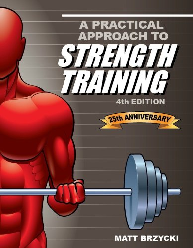 Practical Approach to Strength Training  4th 2012 edition cover