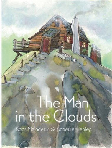 Man in the Clouds  N/A 9781935954132 Front Cover