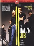The Italian Job System.Collections.Generic.List`1[System.String] artwork