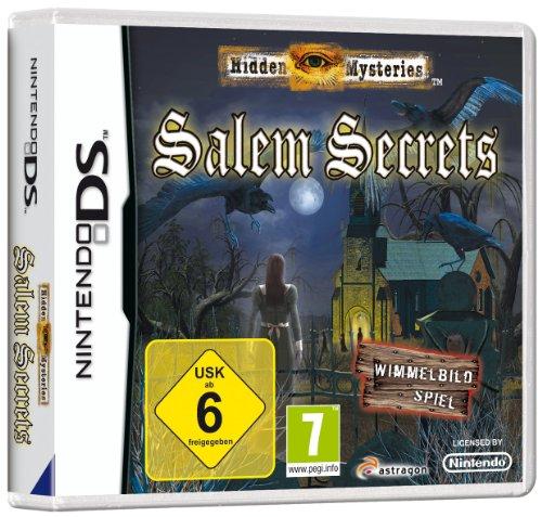 Hidden Mysteries: Salem Secrets (NDS) Nintendo DS artwork