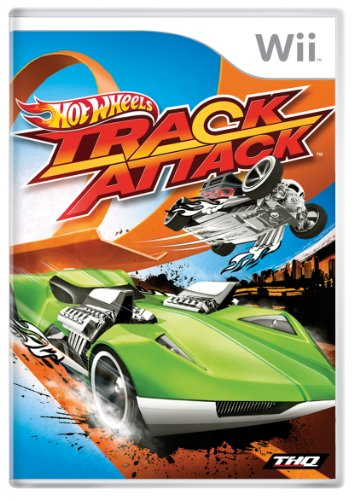 Hot Wheels Track Attack - FairPay Nintendo Wii artwork