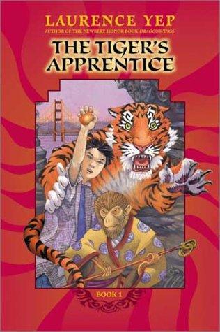 Tiger's Apprentice   2003 9780060010133 Front Cover