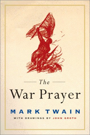 War Prayer  Reprint edition cover