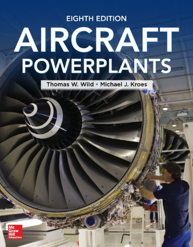 Aircraft Powerplants:   2013 edition cover