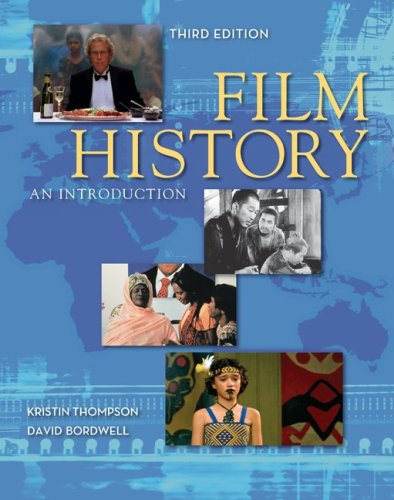 Film History An Introduction 3rd 2010 9780073386133 Front Cover