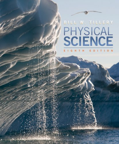 Physical Science  8th 2009 edition cover