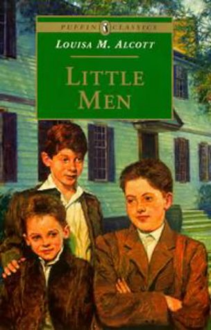 Little Men Life at Plumfield with Jo's Boys  1994 (Abridged) edition cover