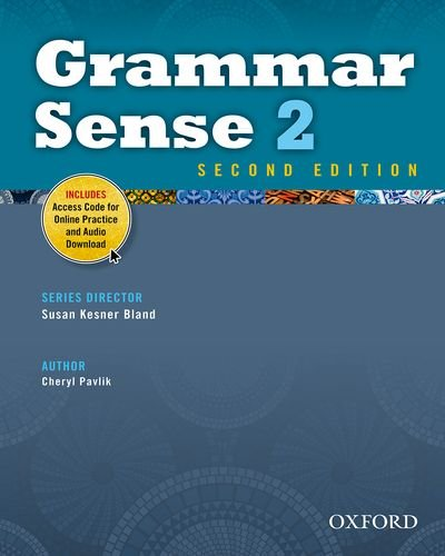 Grammar Sense 2  2nd (Student Manual, Study Guide, etc.) edition cover