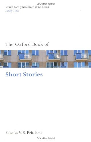 Oxford Book of Short Stories   2010 9780199583133 Front Cover