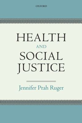 Health and Social Justice   2012 edition cover