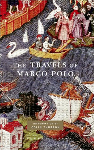 Travels of Marco Polo   2008 edition cover
