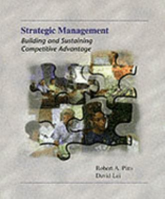 Strategic Management Building and Sustaining Competitive Advantage N/A 9780314061133 Front Cover