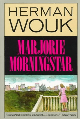 Marjorie Morningstar  N/A edition cover