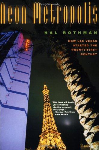 Neon Metropolis How Las Vegas Started the Twenty-First Century  2003 edition cover
