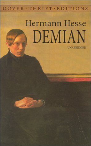 Demian   2000 (Unabridged) edition cover