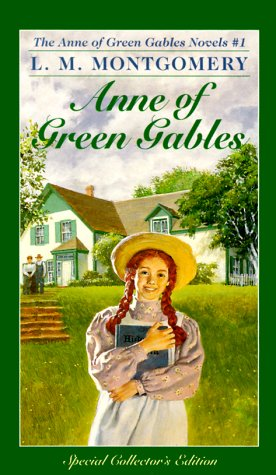 Anne of Green Gables  N/A 9780553213133 Front Cover