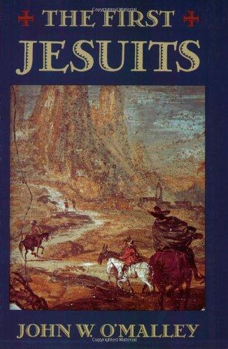First Jesuits   1993 edition cover