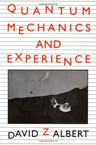 Quantum Mechanics and Experience   1992 edition cover