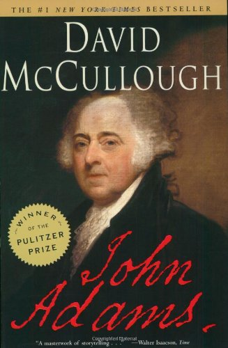 John Adams   2001 (Reprint) edition cover