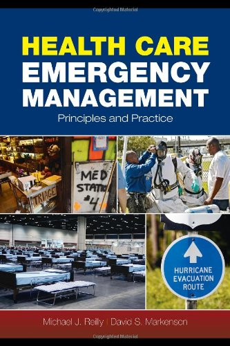Health Care Emergency Management   2011 (Revised) edition cover