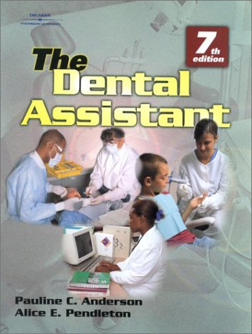 Dental Assistant  7th 2001 (Revised) edition cover