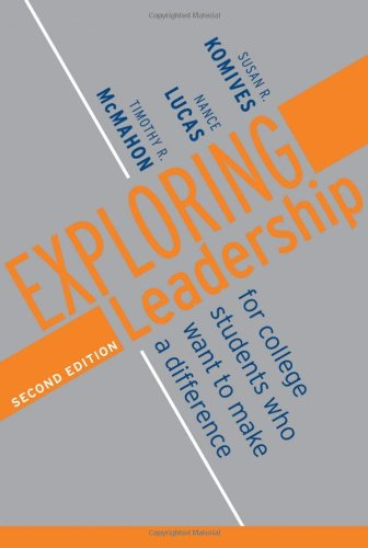 Exploring Leadership For College Students Who Want to Make a Difference 2nd 2007 (Revised) edition cover