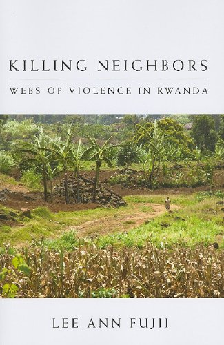 Killing Neighbors Webs of Violence in Rwanda  2011 edition cover