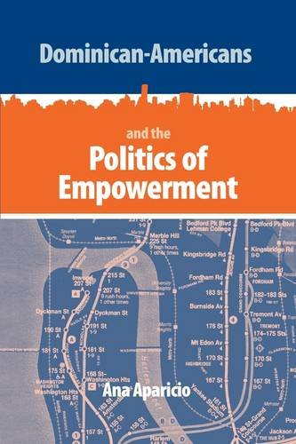 Dominican-Americans and the Politics of Empowerment  N/A edition cover