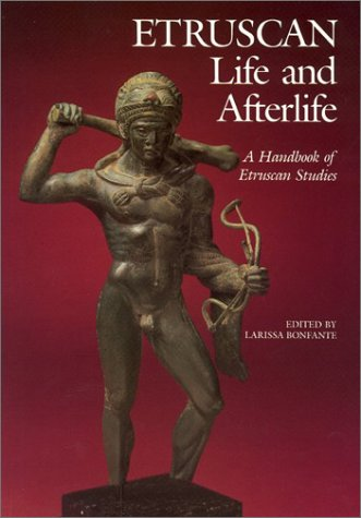 Etruscan Life and Afterlife A Handbook of Etruscan Studies  1986 edition cover