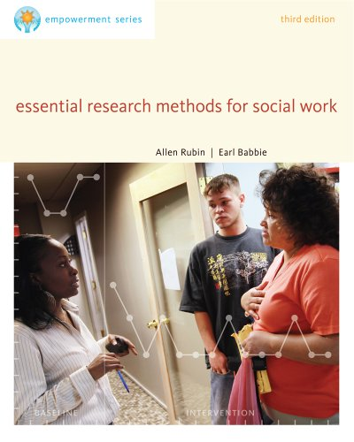 Essential Research Methods for Social Work  3rd 2013 edition cover