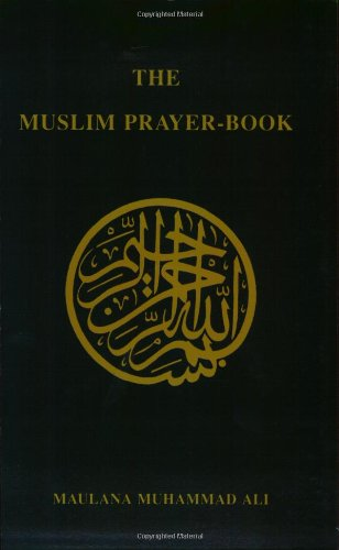 Muslim Prayer-Book  5th 1998 edition cover