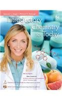 Introductory Chemistry for Today  8th 2014 edition cover