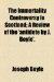 Immortality Controversy in Scotland; a Review of the 'Antidote by J Boyle'  2010 edition cover